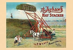 The Jayhawk Hay Stacker