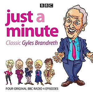 Just a Minute: Classic Gyles Brandreth Radio/TV Program