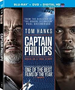 Captain Phillips [Blu-ray] [Import]