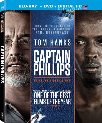 Captain Phillips (Two Disc Combo: Blu-ray / DVD