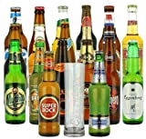 Beers of Europe - International Mixed 20 + Glass - 0%
