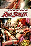 img - for Legends of Red Sonja (Legends of Red Sonja Tp) book / textbook / text book