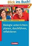 Scriptor Praxis: Biologie unterrichte...