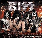 Kiss Wall Calendar (2015)