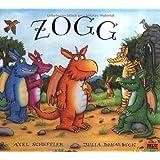 """Zogg: Vierfarbiges Bilderbuchvon """"Axel Scheffler"""""""