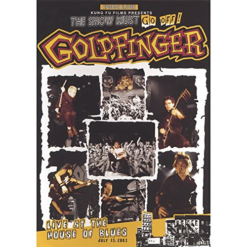 Goldfinger - Live at the House of Blues (DVD)