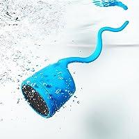 Polk Audio Boom Waterproof Swimmer Bluetooth Speaker (Blue/Teal)