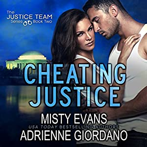 Cheating Justice Audiobook