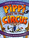 Pippi goes to the circus 封面