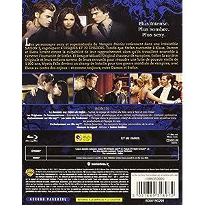 Vampire Diaries - L'intégrale de la Saison 3 [Blu-ray]