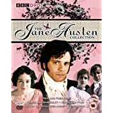 The Jane Austen BBC Collection : Pride and Prejudice / Sense and Sensibility / Mansfield Park / Northanger Abbey / Emma / Persuasion (9 Disc Box Set) [DVD]by Jennifer Ehle