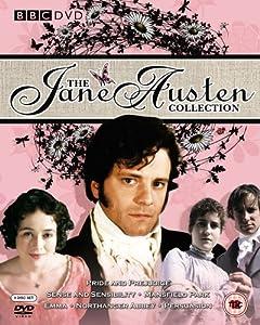The Jane Austen BBC Collection : Pride and Prejudice / Sense and Sensibility / Mansfield Park / Northanger Abbey / Emma / Persuasion (9 Disc Box Set) [DVD]
