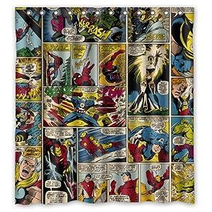 Amazon Com Marvel Comics The Avengers Iron Man Hulk