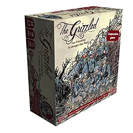 Grizzled The Board Game