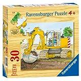 """Ravensburger 03915 - Puzzle de 30 piezas en madera diseño """"Excavadora"""""""