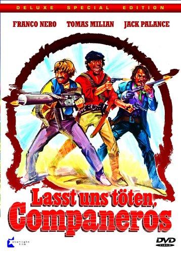 Laßt uns töten, Companeros (2 DVDs) [Deluxe Edition]