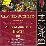 Bach: Clavier Book for Anna Magdalena Bach (1722)