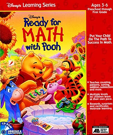 Ready for Math with Pooh