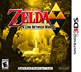 Legend  of Zelda Link Between Worlds