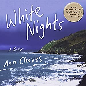 White Nights: A Thriller Hörbuch