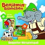 Natur Bundle - Folge 27 Auf Dem Bauernhof & Folge 76 Benjamin Blümchen Als Förster
