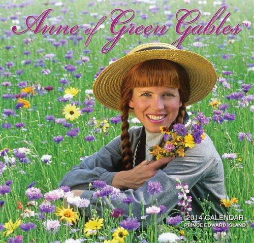Anne of Green Gables 2014 Calendar