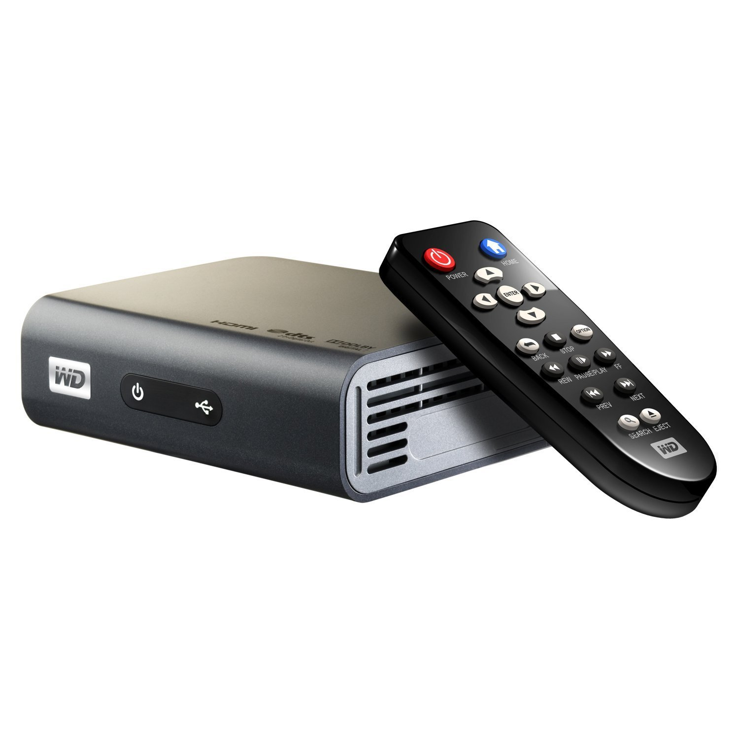 Online Shopping: Western Digital WD TV Live Plus 1080p HD Media Player