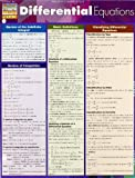 Differential Equations (Quick Study: Academic)