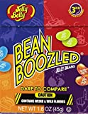 BEAN BOOZLED Jelly Belly Beans 1.6 oz ~ 4 Pack