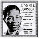 Lonnie Johnson Vol. 5 (1929 - 1930)