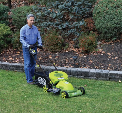 Sun Joe Mow Joe MJ409C 20-Inch Three-In-One Cordless Self Propelled Lawn Mower (Discontinued by Manufacturer) picture