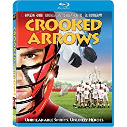 Crooked Arrows [Blu-ray]