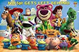 TOY STORY 3 - Cast Poster 36 x 24in