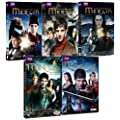 Merlin: The Complete Seasons: 1,2,3,4 & 5