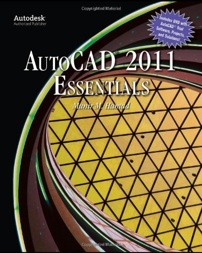 AutoCAD 2011 Essentials - Jones & Bartlett Learning - 0763797987 - ISBN: 0763797987 - ISBN-13: 9780763797980