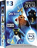 Image de Monster House/Open Season/Surf's Up [Blu-ray]