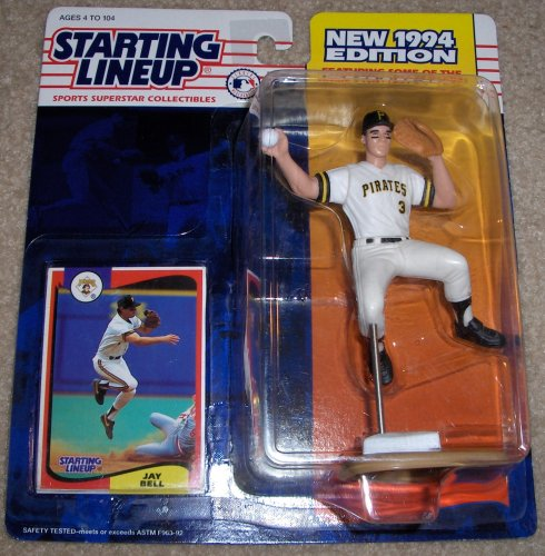 1994 Jay Bell MLB Starting Lineup Figure