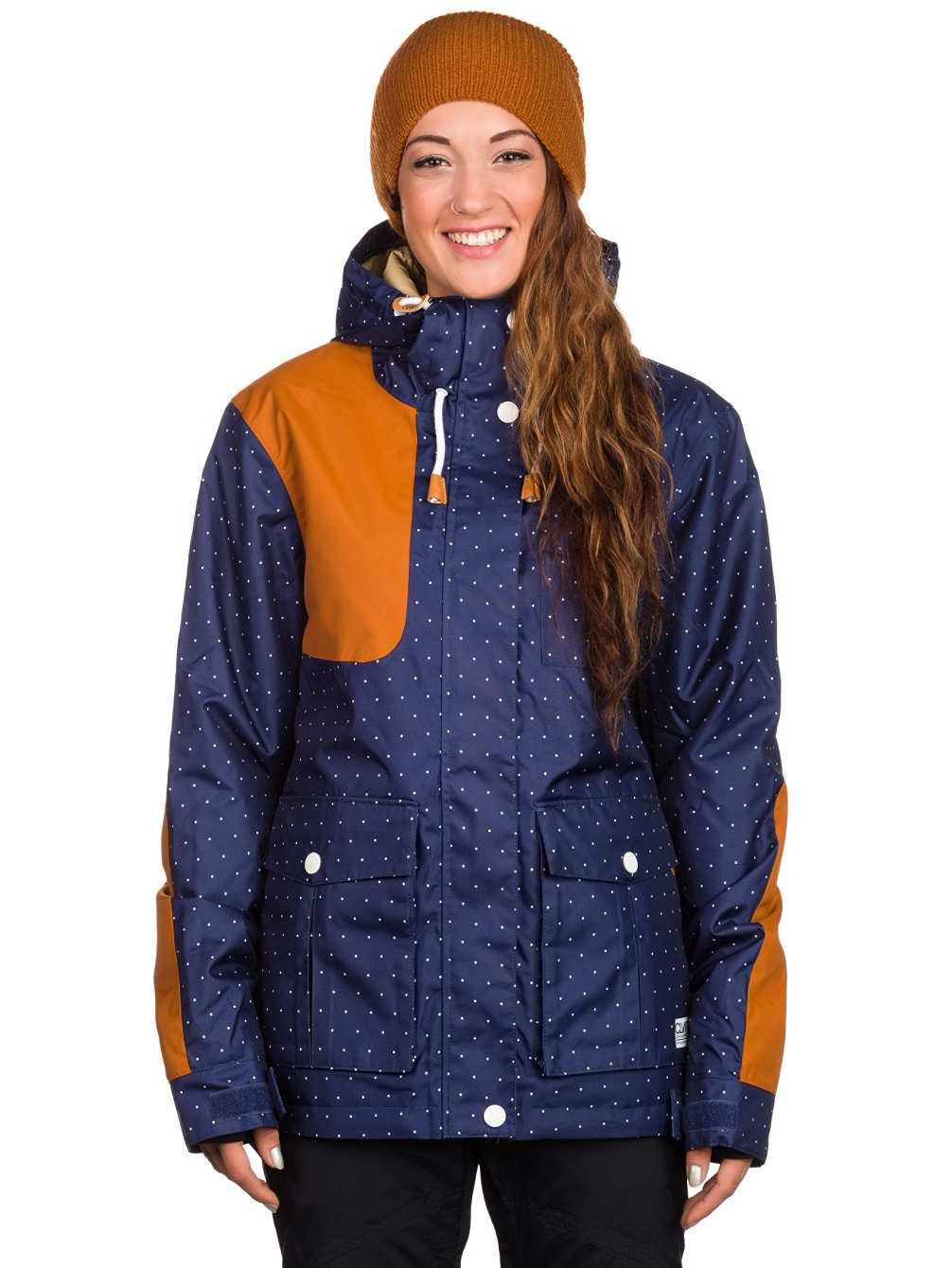 Damen Snowboard Jacke Colour Wear S Jacket günstig bestellen