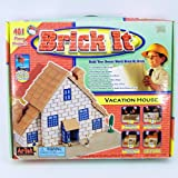 ArTeck Brick It Vacation House 481 Piece Project
