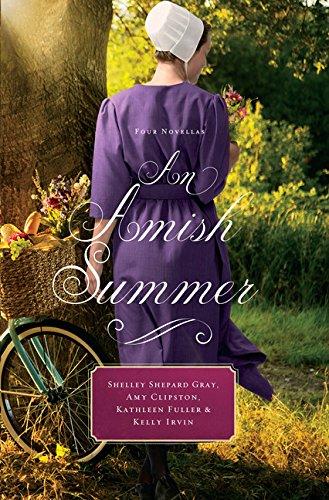 Book Cover: An Amish Summer: Four Novellas