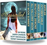 img - for Mooncalled: Demons, Weres, Ghosts & Kick-Butt Girls: (6 YA Fantasy Novels) book / textbook / text book