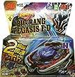 Beyblade Big Bang Cosmic Pegasus Pegasis F:D STARTER SET w/ Launcher & Ripcord