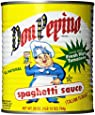 Don Pepino Sauce, Spaghetti, 28 Ounce (Pack of 12)