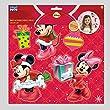 Assortiment de stickers Mickey Rouge