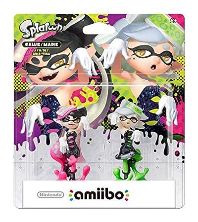 Nintendo Callie & Marie 2-Pack amiibo - Nintendo Wii U