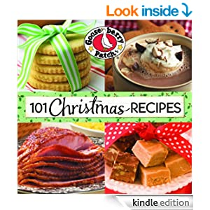 101 Christmas Recipes (101 Cookbook Collection)