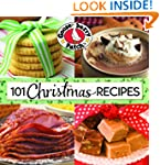 101 Christmas Recipes (101 Cookbook C...