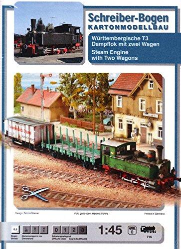 aue-verlag-66-x-7-x-8-cm-wuerttemberg-t3-steam-engine-model-kit