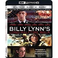 Sony Home Pictures Billy Lynn's Long Halftime Walk [Blu-ray]