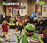 Disney the Muppets Most Wanted Wall Calendar (2015)